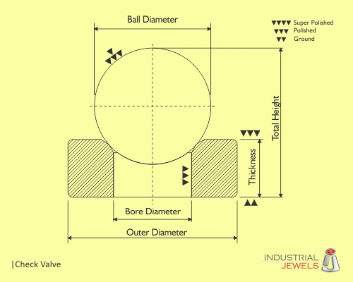 Check Valve technical details