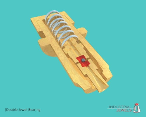 Double Jewel Bearing
