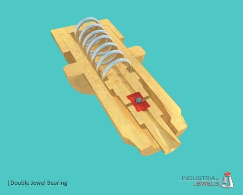 Double Jewel Bearing