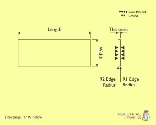 Rectangular Window technical details