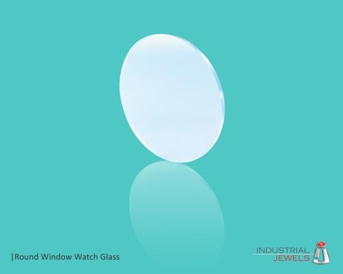 Round Window Watch Glass