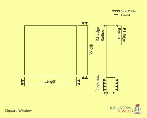 Square Window technical details