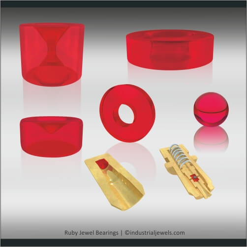 ruby jewel bearing