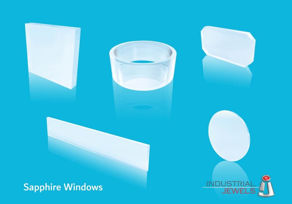 sapphire window